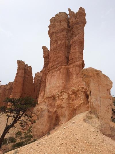 Fairyland Trail in Bryce Canyon Utah